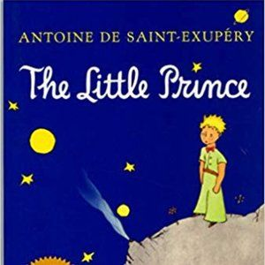The Little Prince with Karen Kaine autograph